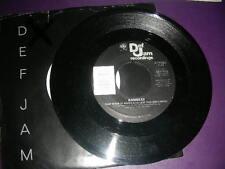Bangles - Hazy Shade Of Winter // Joan Jett - She Lost You 45  Def Jam VG+ 1987