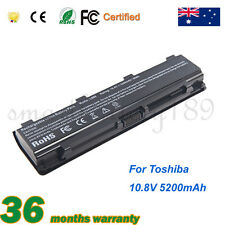 10.8V Laptop Battery for TOSHIBA P870,C805, PA5109U-1BRS,PA5108U-1BRS,PABAS261
