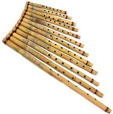 Egyptian Kawala Qawwāl Flute Woodwind FULL Set 12 pcs ALSAID BAYOMY