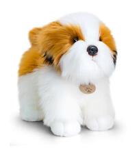 Keel morbido peluche giocattoli Shih Tzu Cucciolo di grandi dimensioni in piedi 40cm cane Amanti Regalo Memorial