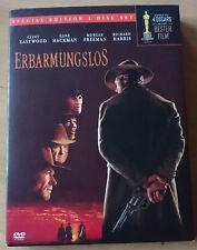Erbarmungslos - DVD - Clint Eastwood, Gene Hackman, Morgan Freeman