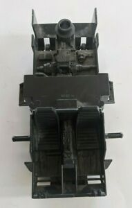 1985 G.I. Joe Snow Cat chassis and 2 rollers black M-3938-2  ARAH