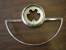 OEM Ford 1949 Steering Wheel Horn Ring Chrome
