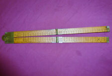 Antique Stanley No 79 Carpenter's Board Scale Folding Rule