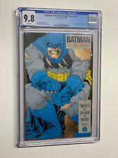 Batman The Dark Knight Returns 2 CGC 9.8 WP 1986 DC Comics
