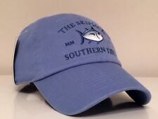 Southern Tide Big Fish Round Titile Hat Cap $30 NWT Light Blue M