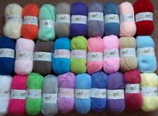 King Cole Baby 100grm Comfort Baby DK:35 Shades 3 new Shades Added