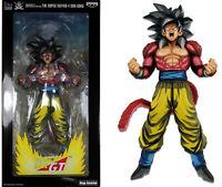 "Dragonball Z Grandista ~ Manga Dimensions ~ 13"" SUPER SAIYAN 4 GOKU STATUE"