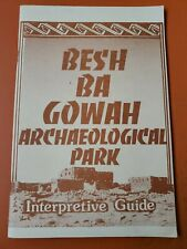 Besh Ba Gowah Archaeological Park Interpretive Guide Pamphlet