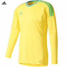 Maillots de football jaune adidas taille M