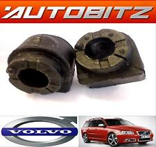 FITS VOLVOS V70 2008> FRONT ANTI ROLL BAR D BUSHS L/R  O.E QUALITY