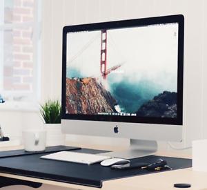 """Apple iMac Retina 5K Retina 27"""" 16GB Ram 1TB SSD (Fast Spec Custom Ordered)"""