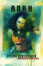ANKH Painted DEATH Sketches * Felipe Echevarria * 2009 Limited S&N sketchbook