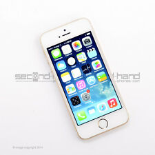 "Apple iPhone 5s 16GB - Gold - (Unlocked / SIM FREE) - 1 Year Warranty -""Grade A"""