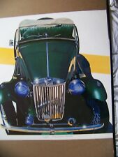 Harold James Cleworth MG  SPORTS Car LE signed lithograph 336 of 950