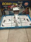 Vintage Bobby Hull 1970's Munro Table Top Hockey NHL Game #907 . coleco eagle