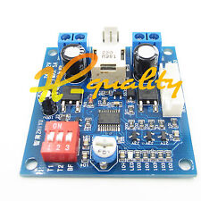 12V PWM PC CPU Fan Speed Controller Temperature Control Board  5A