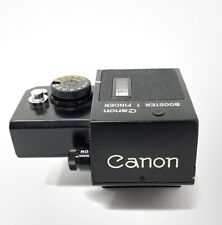 *VINTAGE* CANON BOOSTER T FINDER FOR F1 CAMERA