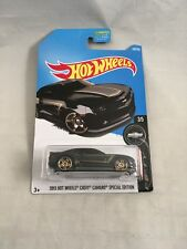 Hot Wheels '13 2013 Chevy Camaro Special Edition Fifty 50 3/5 Black r3toystore