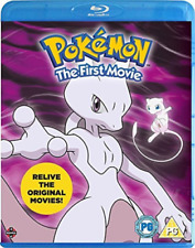Pokemon The First Movie  (UK IMPORT)  DVD NEW