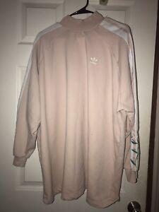 Adidas: Love Set Sweatshirt - L