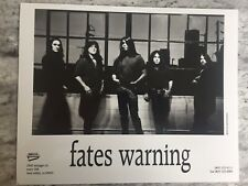 Fates Warning Inside Out Promo Glossy