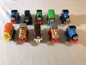 Mattel-Fisher-Price Thomas and Friends Minis Bundle of 10