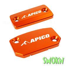 Apico Vorderbremse & Kupplung Behälter Kappen KTM 125 200 EXC 09-16