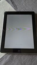 pple iPad 2 64GB, Wi-Fi + Cellular (AT&T ATT), 9.7in -Black