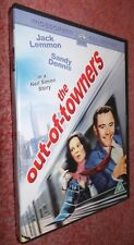 THE OUT OF TOWNERS, 1970 (UK DVD) RARE/OOP 'GENUINE UK RELEASE' JACK LEMMON'
