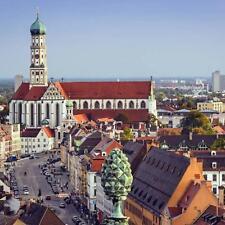 Augsburg Wochenende 4 Sterne Hotel 3 Tage für 2 Personen Kurzreise Städtereise