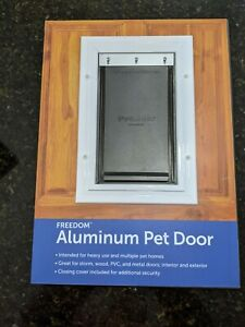 PetSafe Freedom Aluminum Pet Door