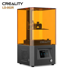 Creality LD-002R Upgraded LCD Ultra HD Air Filter Case UV Resin 3D Printer Kit