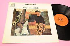 MILES DAVIS LP E.S.P. ORIG UK 1965 EX !!!!!! LAMINATED COVER TOOOPP JAZZ