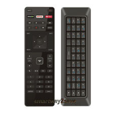 Original Vizio XRT500 LED HDTV Remote Control with QWERTY keyboard