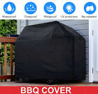 BBQ Grill Cover 57 Inch Gas Barbecue Heavy UV Duty Protection Waterproof Outdoor photo