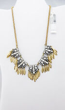 AQUA Hula Statement Necklace Msrp $42.00  *NEW WITH TAG*