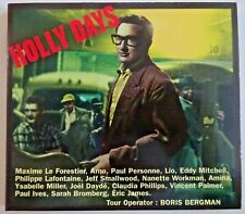 BUDDY HOLLY DAYS ♦ CD FRENCH COVERS ♦ ARNO, EDDY MITCHELL, LIO, PAUL PERSONNE...