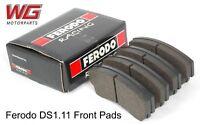 Ferodo DS1.11 Brake Pads for AP Racing CP5200 - Th. 17.0mm Calipers PN: FRP216W