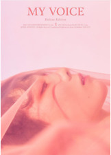 "K-pop SNSD Taeyeon 1st album ""My Voice"" (Delux edtion) [1 PHOTOBOOK +1cd] Blossom"