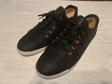 Supra Assault Skateboarding or Casual Shoes Sneakers BW Men size 11