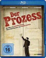 Blu-ray * Der Prozess * NEU OVP * Orson Welles