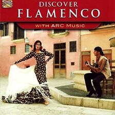 Discover Flamenco With Arc Music - Various Artists (NEW CD)