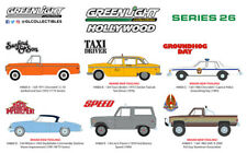 PREORDER Greenlight Hollywood Series 26 W/ Stuntman GMC !!!  44860 WOW HOT LOOK