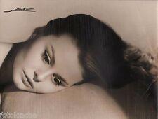 ROCIO DURCAL - Spanish Actress - Original Vint. PORTRAIT by Vicente Ibañez 1960s