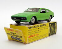 Dinky Toys 1/43 Scale 011454 - Simca Matra Bagheera - Green
