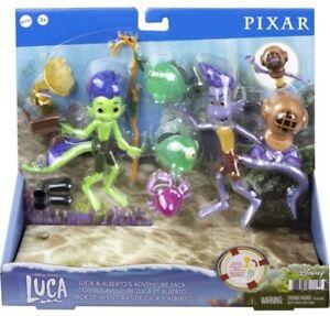 Disney Pixar Luca & Alberto's Adventure Exclusive Set (PRE-ORDER, SHIPS AUG)