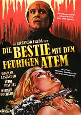 Die Bestie mit dem feurigen Atem , uncut , DVD, new & sealed