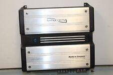 PHONICS DIGITAL PD2610 2 CH Bridgeable Car Audio Amplifier (Silver)