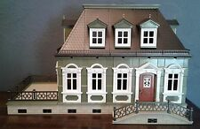 CUSTOMIZED PLAYMOBIL VICTORIAN DOLLHOUSE MANSION 5305 5300 - ONE OF A KIND!